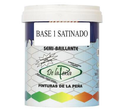 Acrylic paint Base 1 Satin