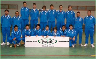 Equipo de Fútbol Sala Masculino