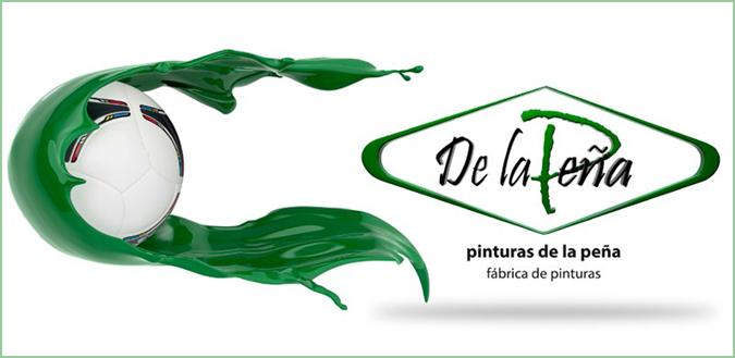 Nueva publicidad Pinturas de la Peña