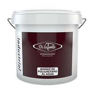 Polyurethane acrylic varnish
