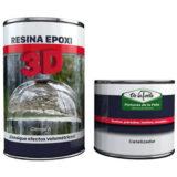 Barniz Epoxi 3D